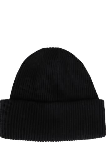SSHEENA Black Knit Beanie