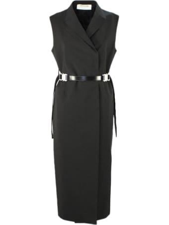 1017 ALYX 9SM Black Wool-blend Dress