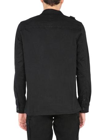 Ma.Strum High Neck Shirt