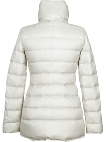 Peuterey Flagstaff Down Jacket In Ice Color Nylon