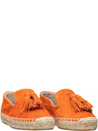 Fratelli Rossetti Fratelli Rossetti Orange Espadrilles