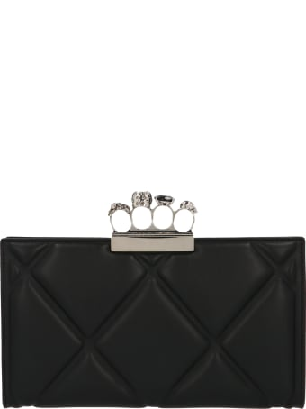 Alexander McQueen 'skull Four Ring' Bag