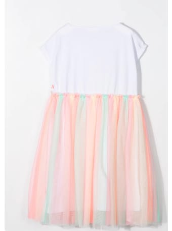 Billieblush Dress With Tulle Skirt