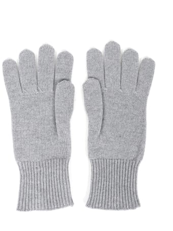 Raf Simons Grey Gloves