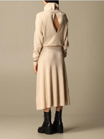 Hilfiger Denim Hilfiger Collection Dress Sweater With Crest