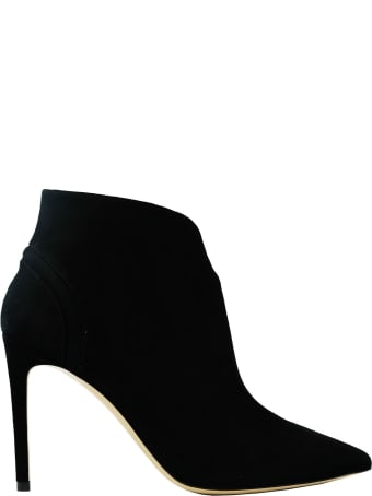 Ninalilou Suede Ankle Boots