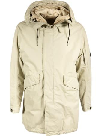 C.P. Company Oversized Hooded Jacket