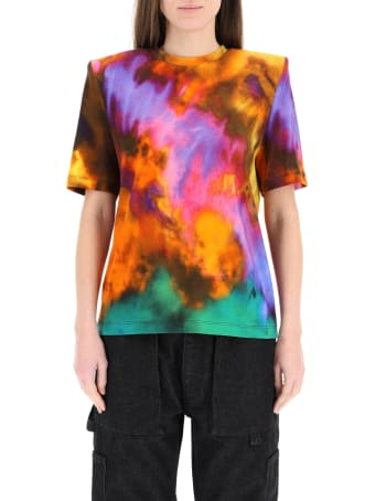 The Attico Bella Tie-dye T-shirt