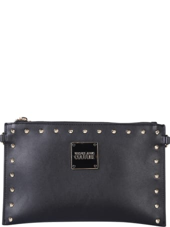 Versace Jeans Couture Studded Bag