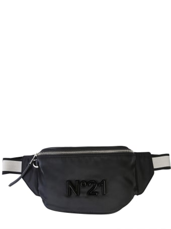 N.21 Pouch With Logo