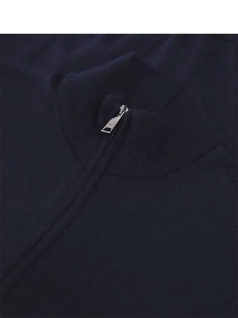 Emporio Armani Zip-through Cardigan