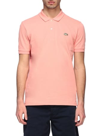 Lacoste L!VE Polo Shirt T-shirt Men Lacoste L!ve