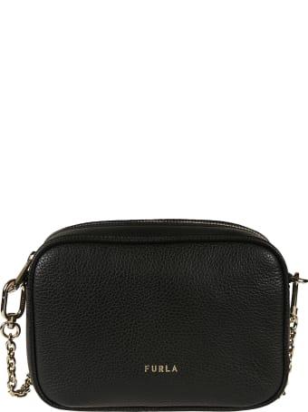 Furla Mini Real Camera Shoulder Bag