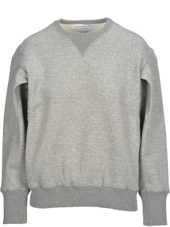 Facetasm Facetasm Grey Cotton Sweatshirt
