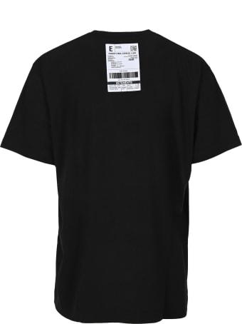 VETEMENTS Logo Print T-shirt