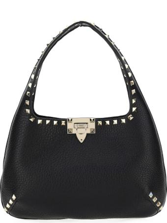 Valentino Garavani Small Hobo Handbag