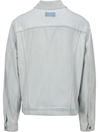Maison Margiela Martin Margiela Buttoned Denim Jacket