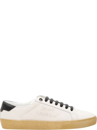 d45e8b76fe2 Saint Laurent Court Classic Sl/06 Sneakers. Saint Laurent