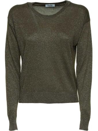 Base Base Milano Green Sweater