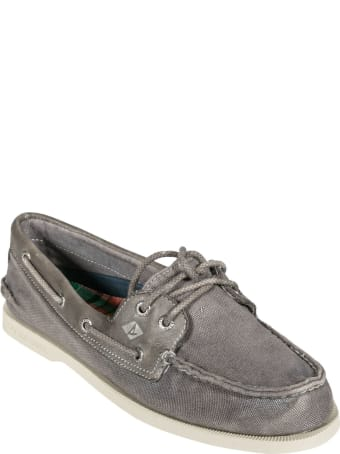 Sperry Top-Sider Logo Detail Loafers