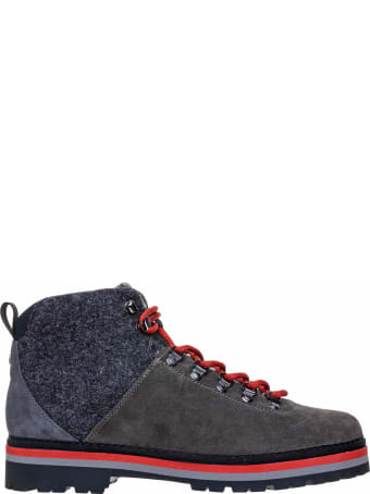 Panchic Panchic Bicolor Ankle Boot