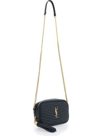 Saint Laurent Mng Mini Shoulder Bag