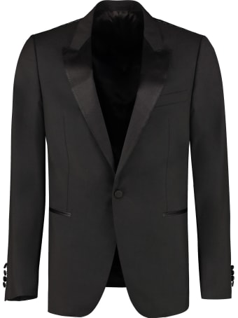 Lanvin Wool And Mohair Two Piece Suit