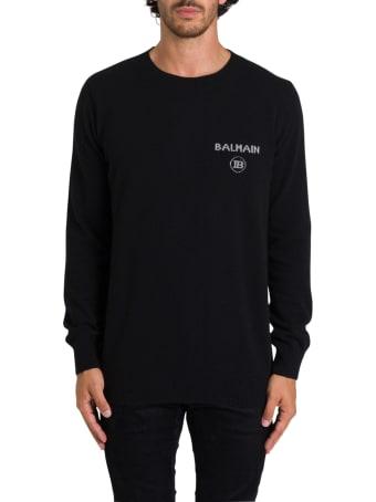 Balmain Logo Sweater