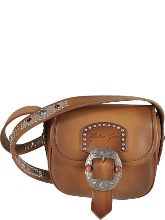 Golden Goose Rodeo Shoulder Bag