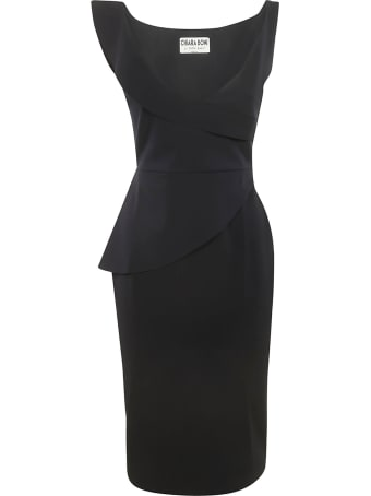 La Petit Robe Di Chiara Boni Sleeveless V-neck Dress