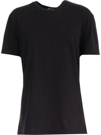 N.21 Tshirt S/s W/logo