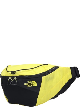 The North Face Waist Bag In Yellow Tech/synthetic