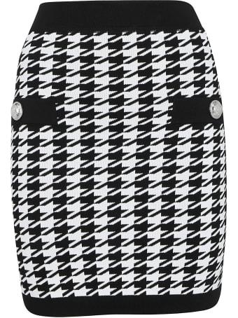 Balmain Short Skirt