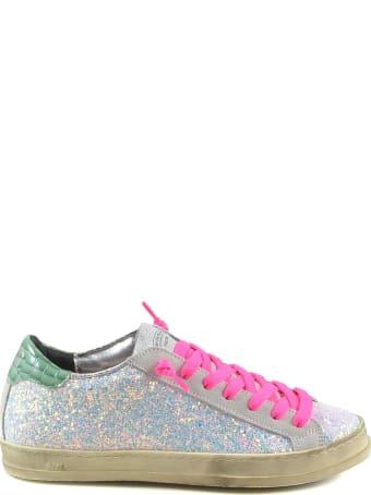 P448 Ologram Leather Women's Sneakers
