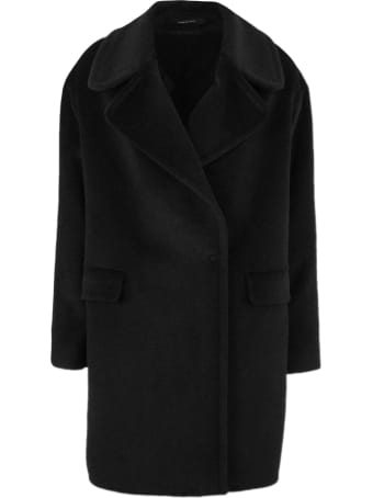 Tagliatore Astrid Double-breasted Coat