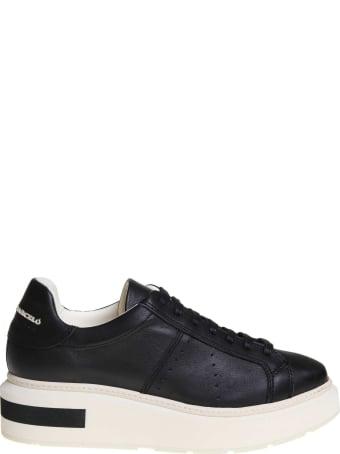 Manuel Barcelò Manuel Barcelo 'sneakers In Black Leather