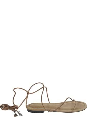 Isabel Marant Abila Flat Sandals