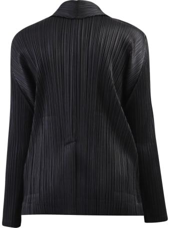 Issey Miyake Pleated Jacket