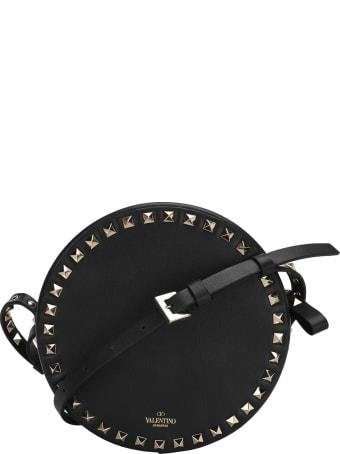 Valentino Garavani Round Rockstud Shoulder Bag