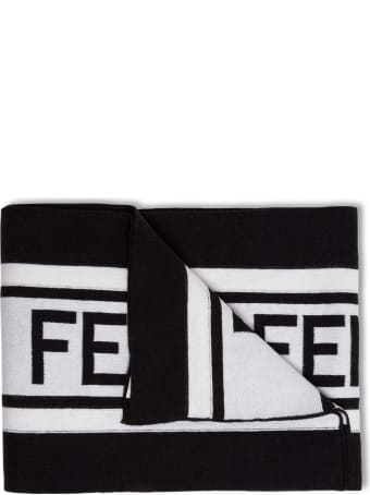 Fendi Scarf With Logo