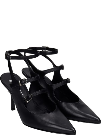 Marc Ellis Pumps In Black Leather