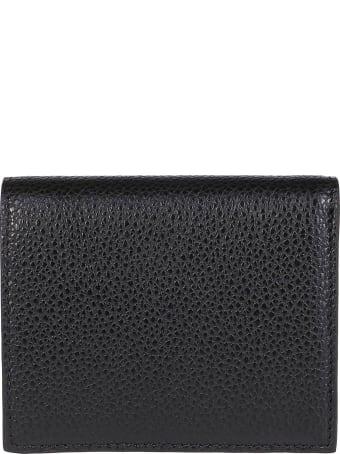 Vivienne Westwood Black Leather Debbie Wallet