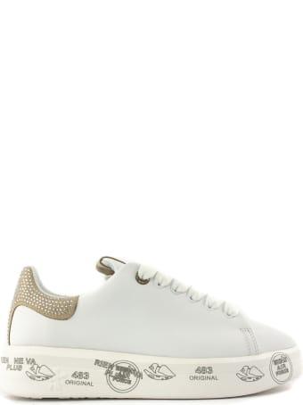 Premiata Belle Sneaker In White