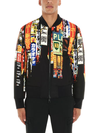 Neil Barrett 'london Skyline' Jacket