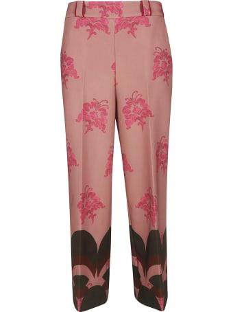 Malìparmi Embroidered Trousers