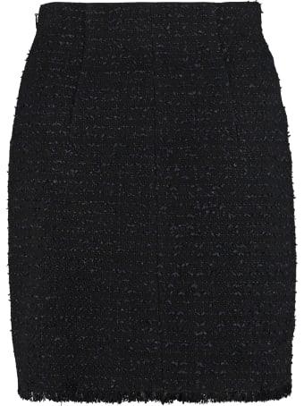 Pinko Certo Tweed Mini-skirt