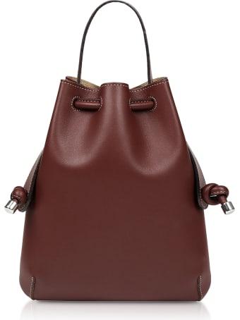 Meli Melo Argan Nappa Briony Mini Backpack