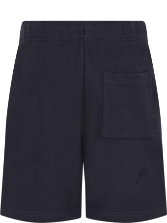 Raquette Blue Short For Girl With Racket