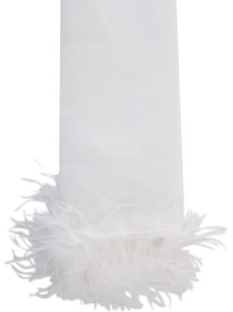 Cutuli Cult Stole W/feathers