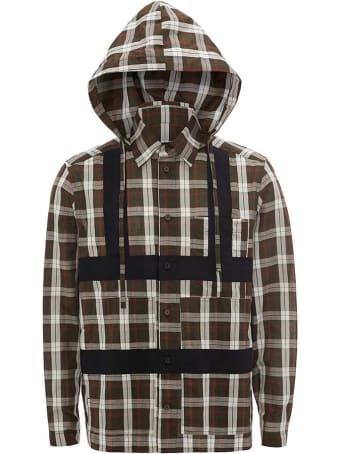 Craig Green Harness Hooded Shirt